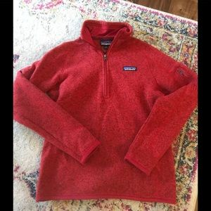 Patagonia Zip Up Small